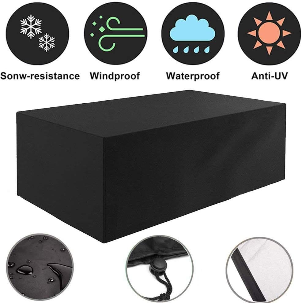 Camtecx Patio Furniture Cover Set