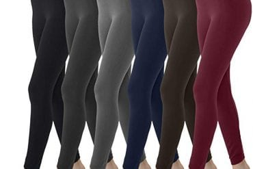 Fleece Leggings for Women
