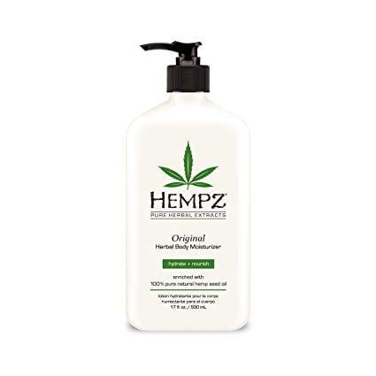 Original, Natural Hemp Seed Oil Body Moisturizer