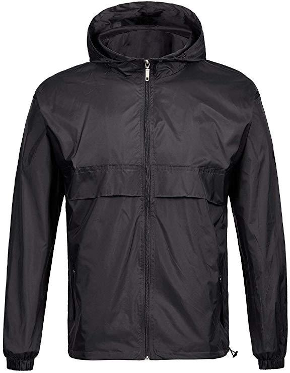 SWISSWELL Rain Coat for Men