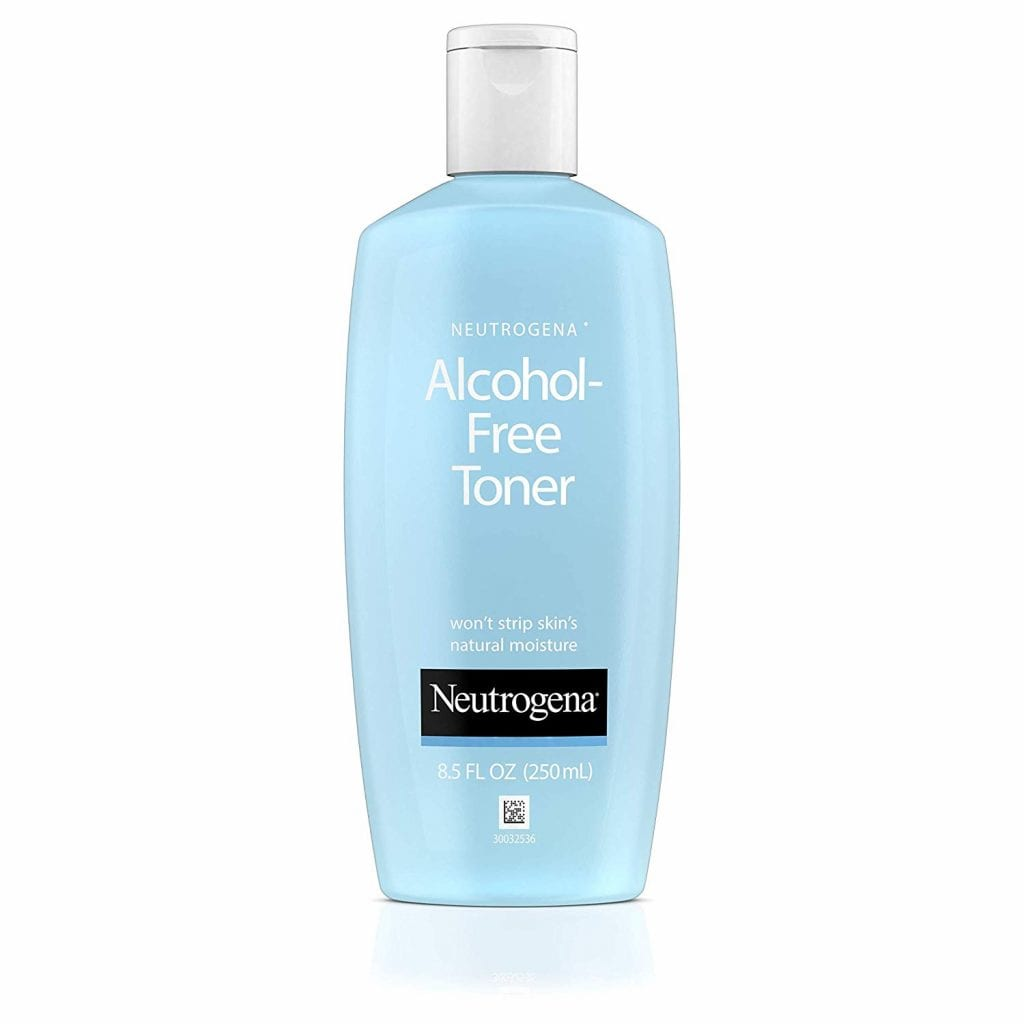 Alcohol-Free Facial Toner by Neutrogena