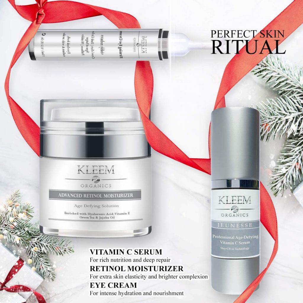 Anti Aging Retinol Moisturizer Cream by Kleem Organics