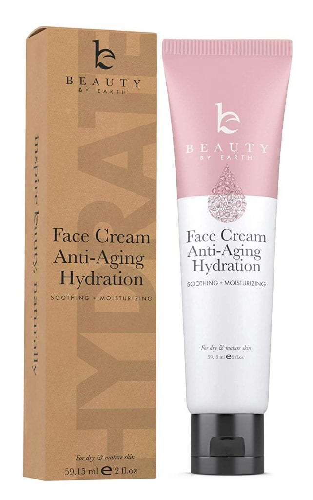Beauty By Earth Anti-Aging Face Cream