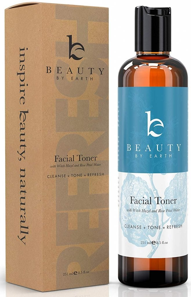Beauty by Earth Witch Hazel Facial Toner