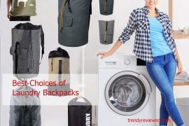 Best Laundry Backpacks