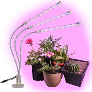 Brite Labs LED Grow Lights for Indoor Plants and Seedlings