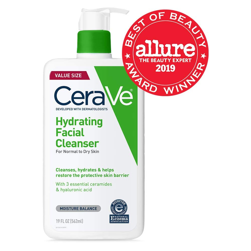 CeraVe Daily Facial Cleanser