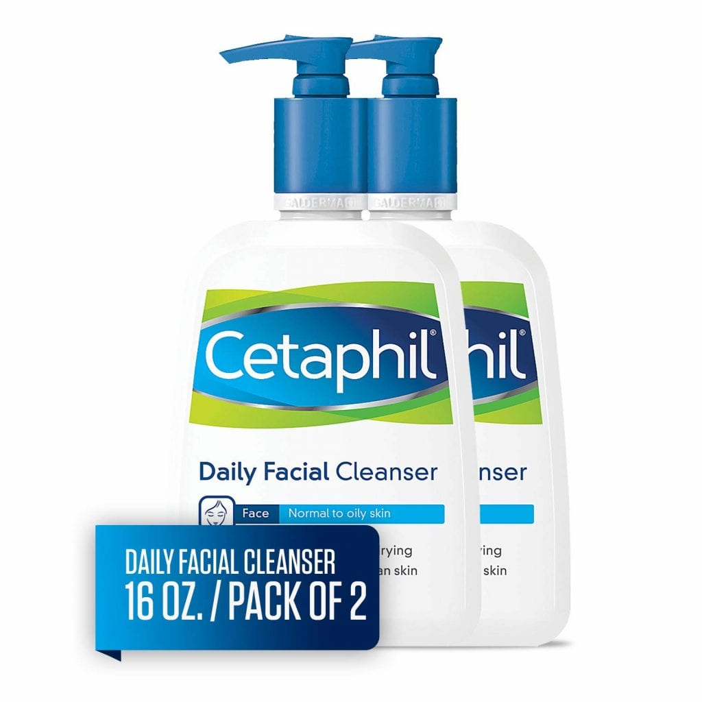Cetaphil Daily Facial Cleanser (Twin pack)