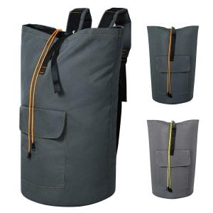 Chrislley 115L Extra Large Laundry Bags Backpack