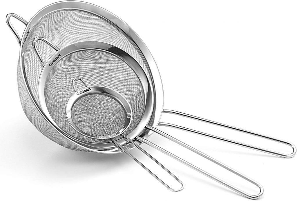 Cuisinart Fine Mesh Strainer