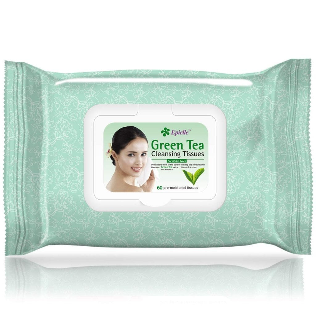 Epielle Facial Cleansing Tissues