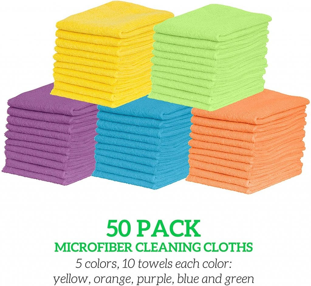 GREEN LIFESTYLE - Premium Dusting Huck Towels