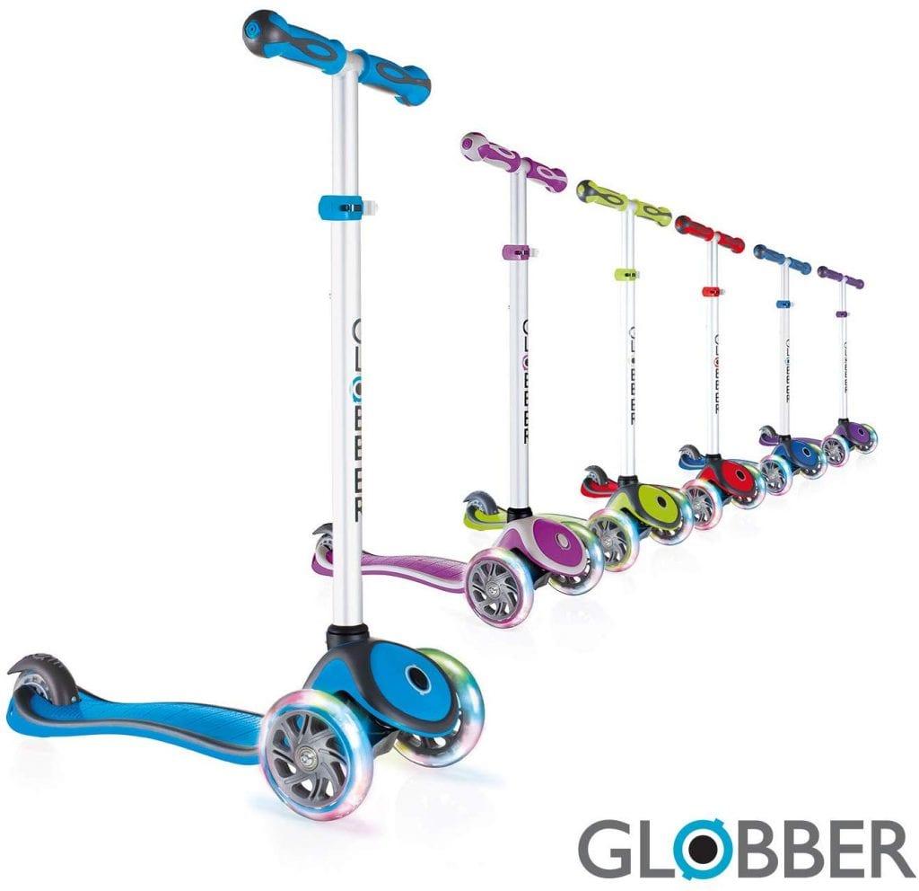 Globber V2 Adjustable Scooter