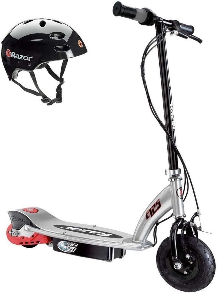 Kids Ride E125 Scooter