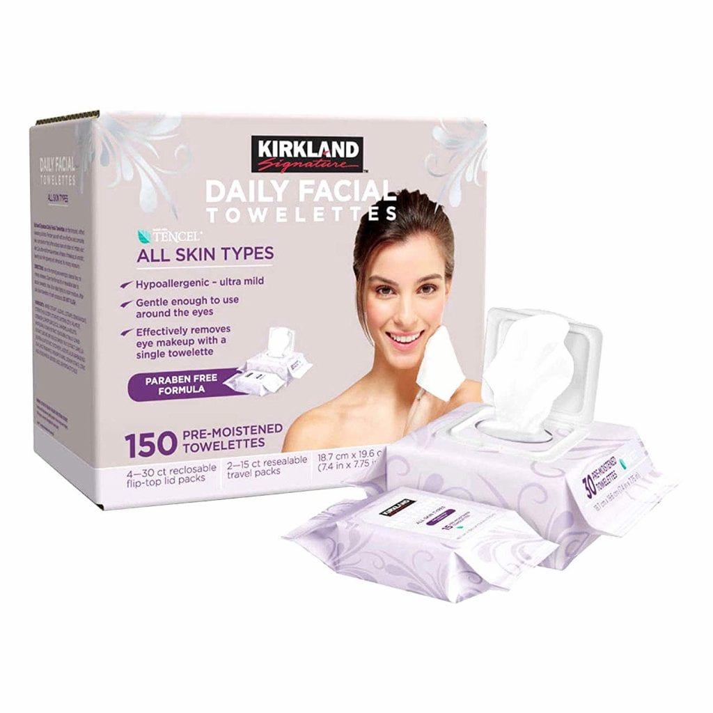 Kirkland Signature Facial Towelettes