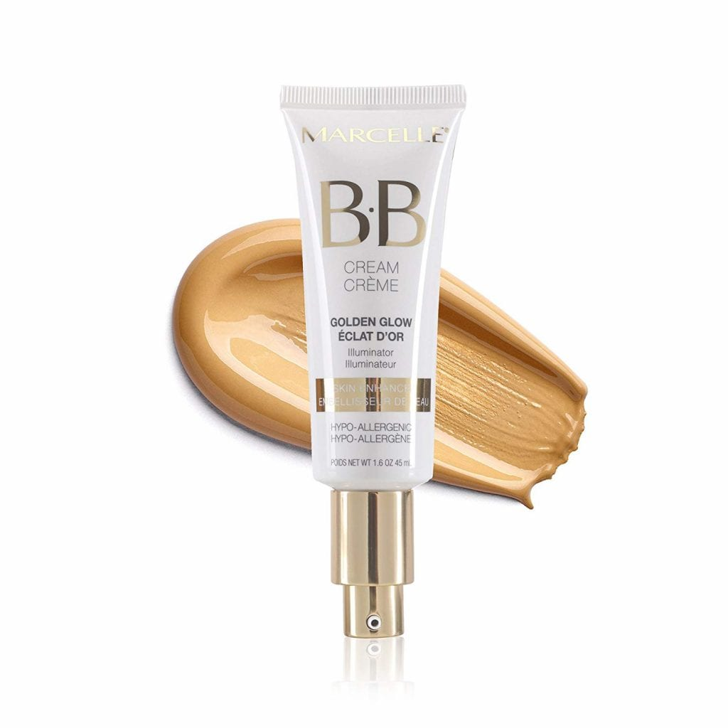 Marcelle BB Cream Illuminator, Golden Glow