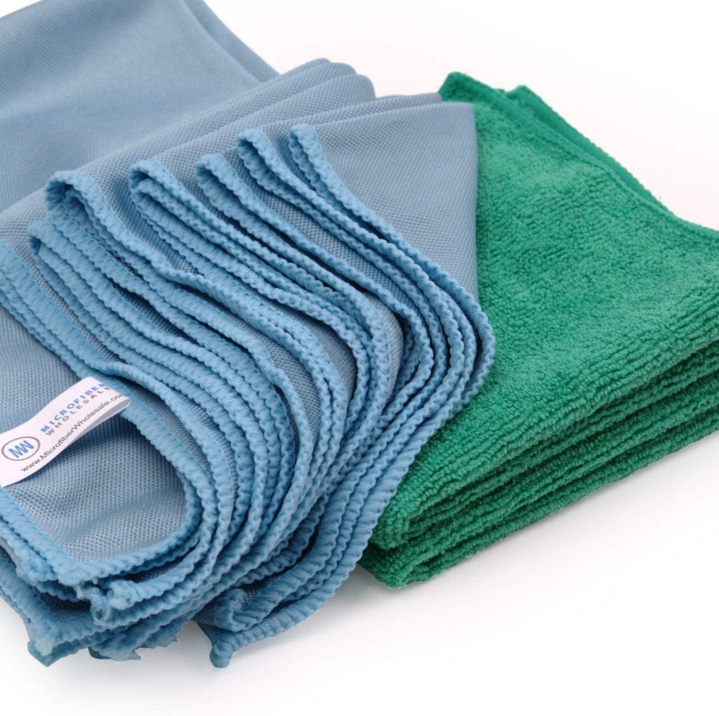Microfiber WholesaleLint Free Cleaning Cloths