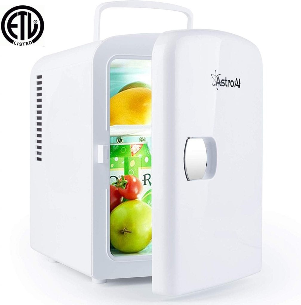 Mini Portable Fridge 4 Liter by AstroAI