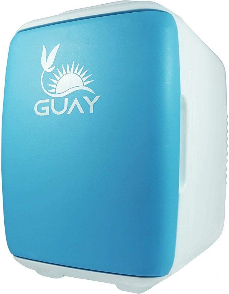 Mini Portable Fridge 4-Liters by Guay