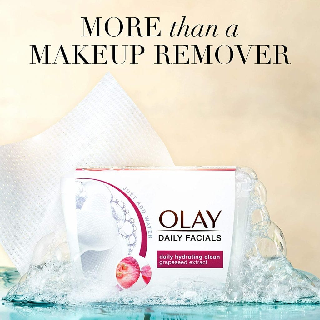 Olay Daily Facial Towelettes