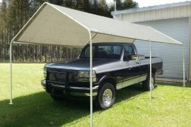 Best car shelters for sale