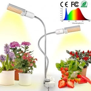 Relassy LED Grow Light for Indoor Plants