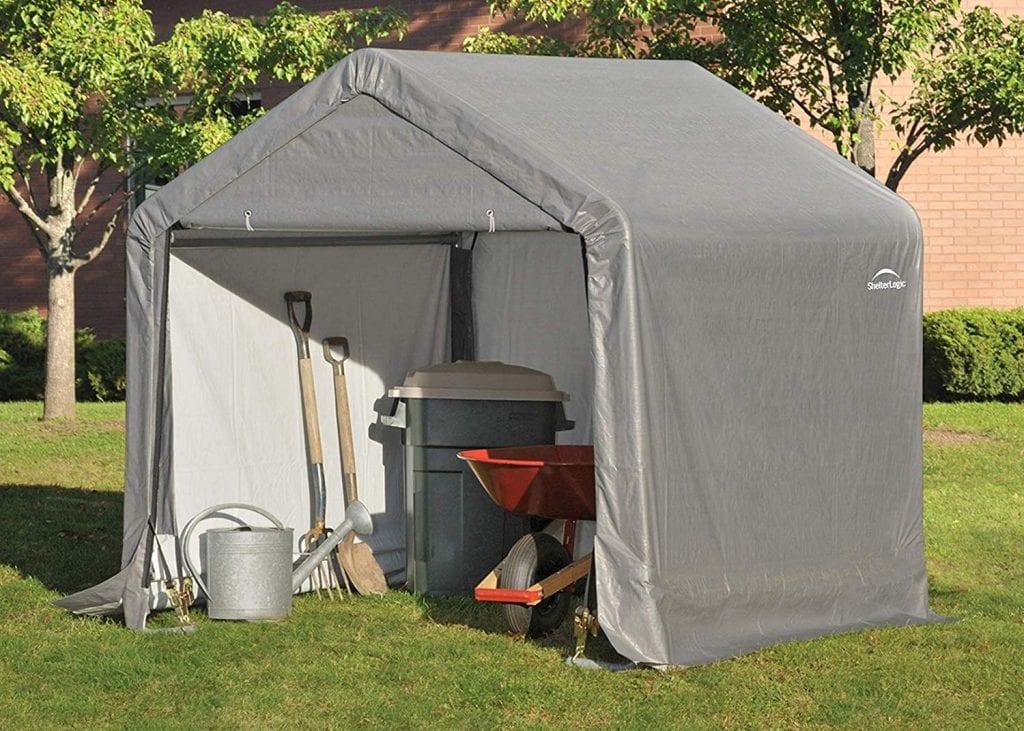 ShelterLogic All-Season Car Shelter