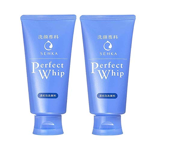 Shiseido Senka Perfect Whip (duo)