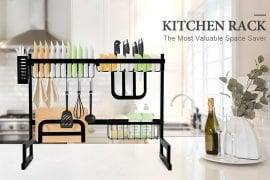 Sink Dish Drying Racks