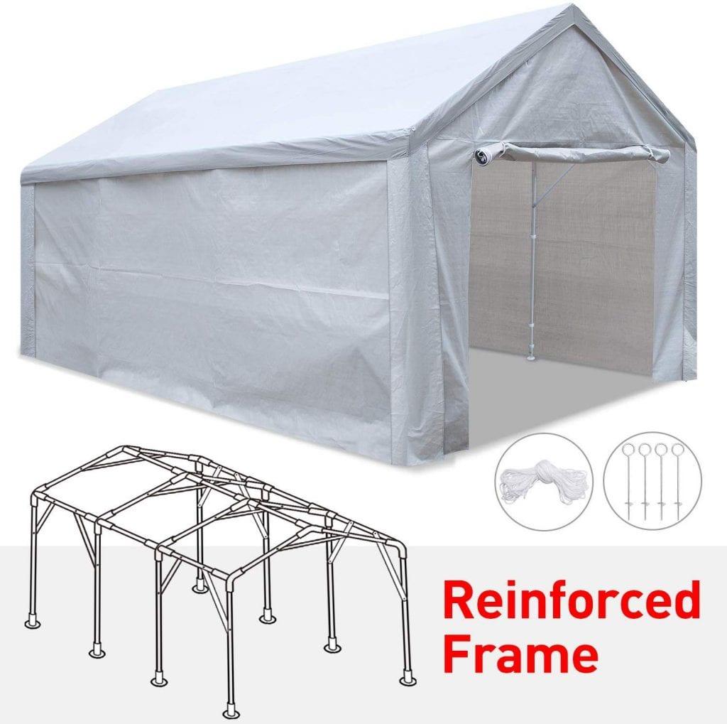 Tentking Rainproof Car Canopy