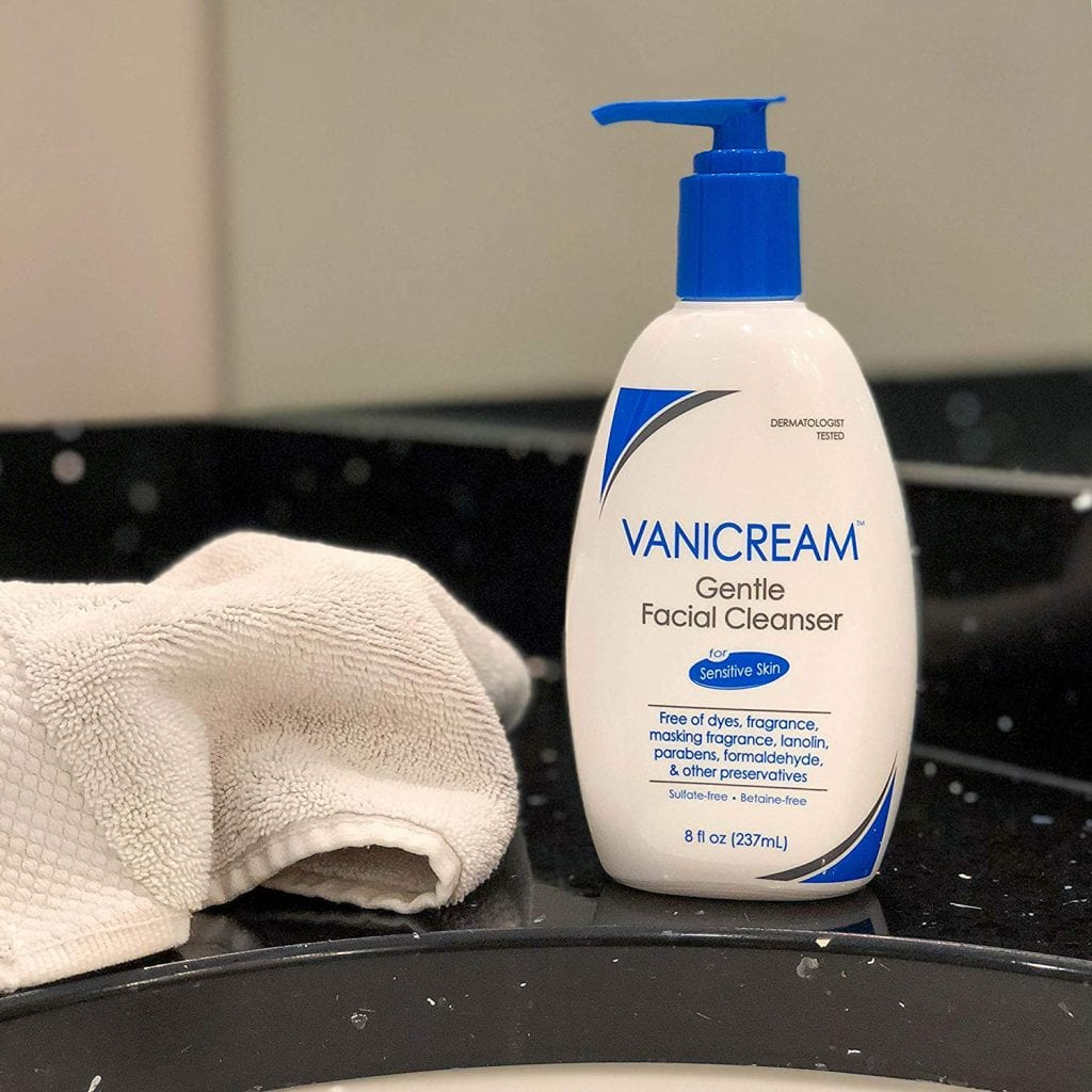 Vanicre Gentle Facial Cleanser
