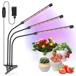 Yoyomax LED Grow Light Plant Lights for Indoor Plants