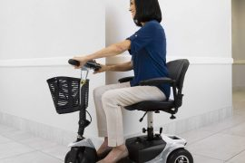 3 Wheel Electric Scooters for Senior Adults