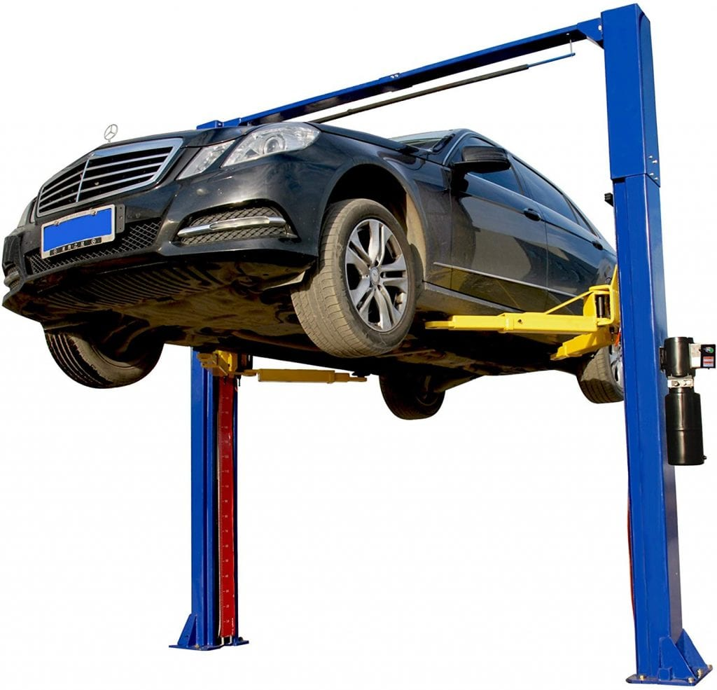 APlusLift HW-10KOH 10,000LB auto hoist