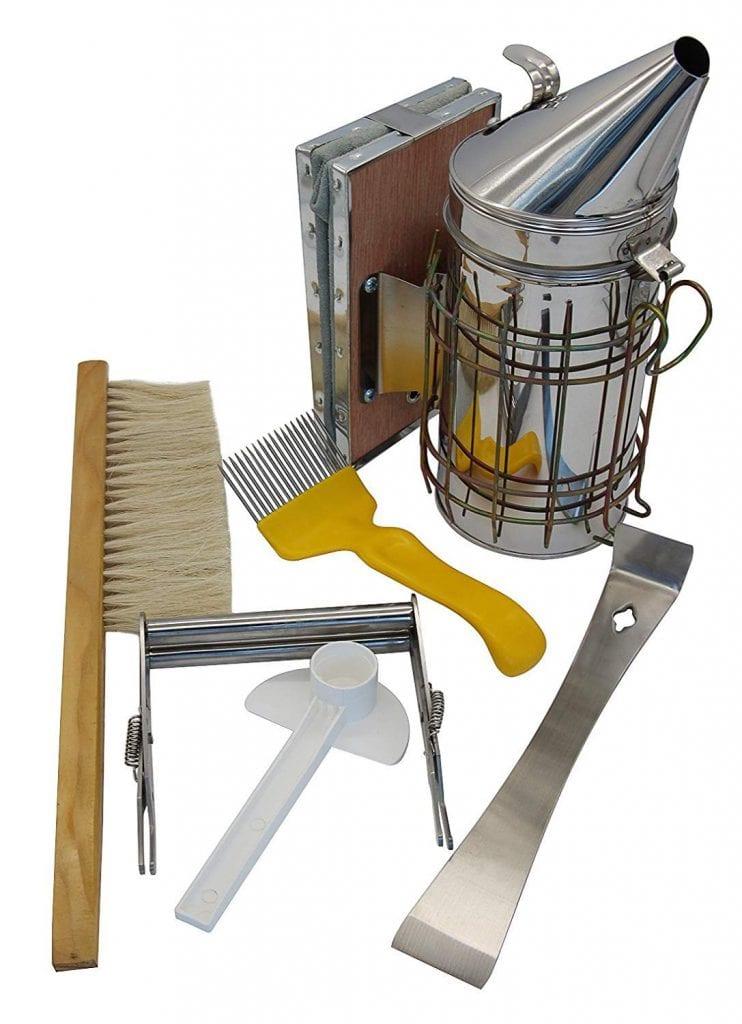 Blisstime Beekeeping Tool Kit Set of 6