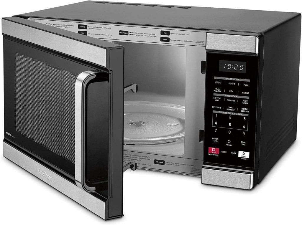Cuisinart CMW-110 Stainless Steel Microwave Oven