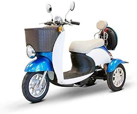 Ewheels Three-Wheel Electric Scooter Euro Mobility