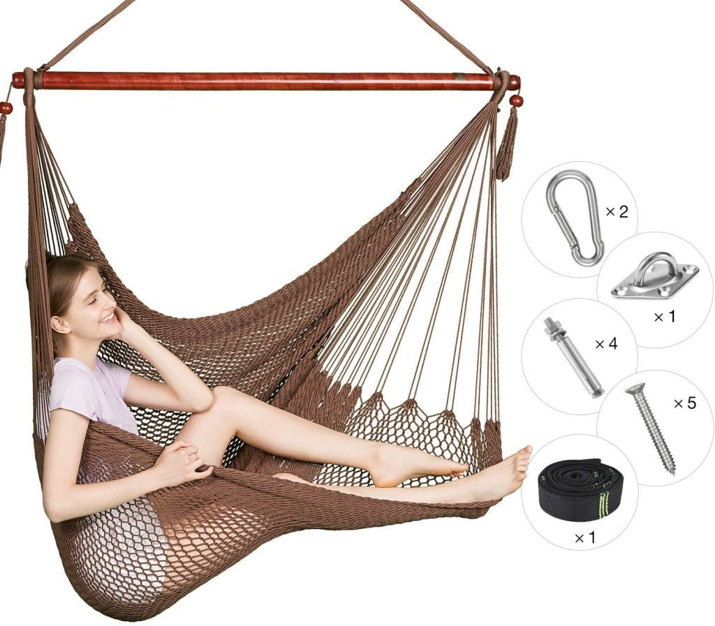 Greenstell Caribbean Hammock Chair