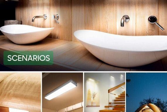 Indoor Motion Sensor Lights