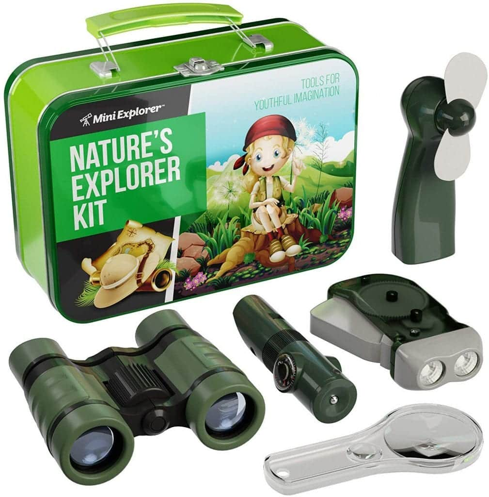 Mini-Explorer Outdoor Explorer For Kids (9-in1)
