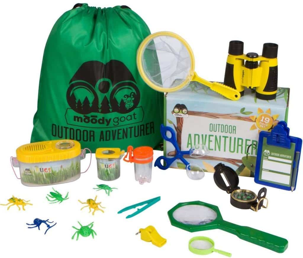 Moody Goat Explorer Outdoor Kit