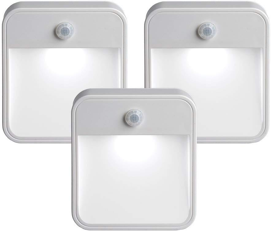 Mr.Beams Battery-powered motion-sensing LED