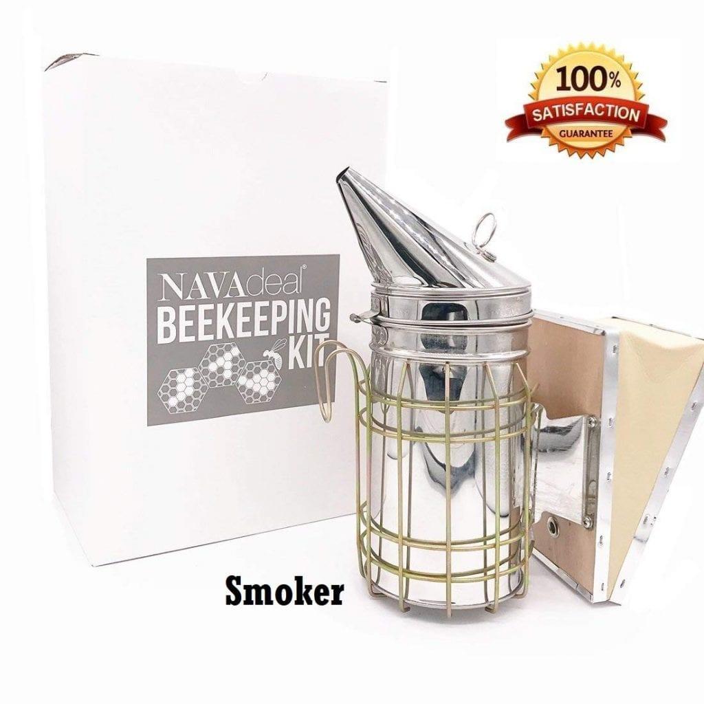 NAVAdeal Set of 6 Beekeeping Tools Starter Kit
