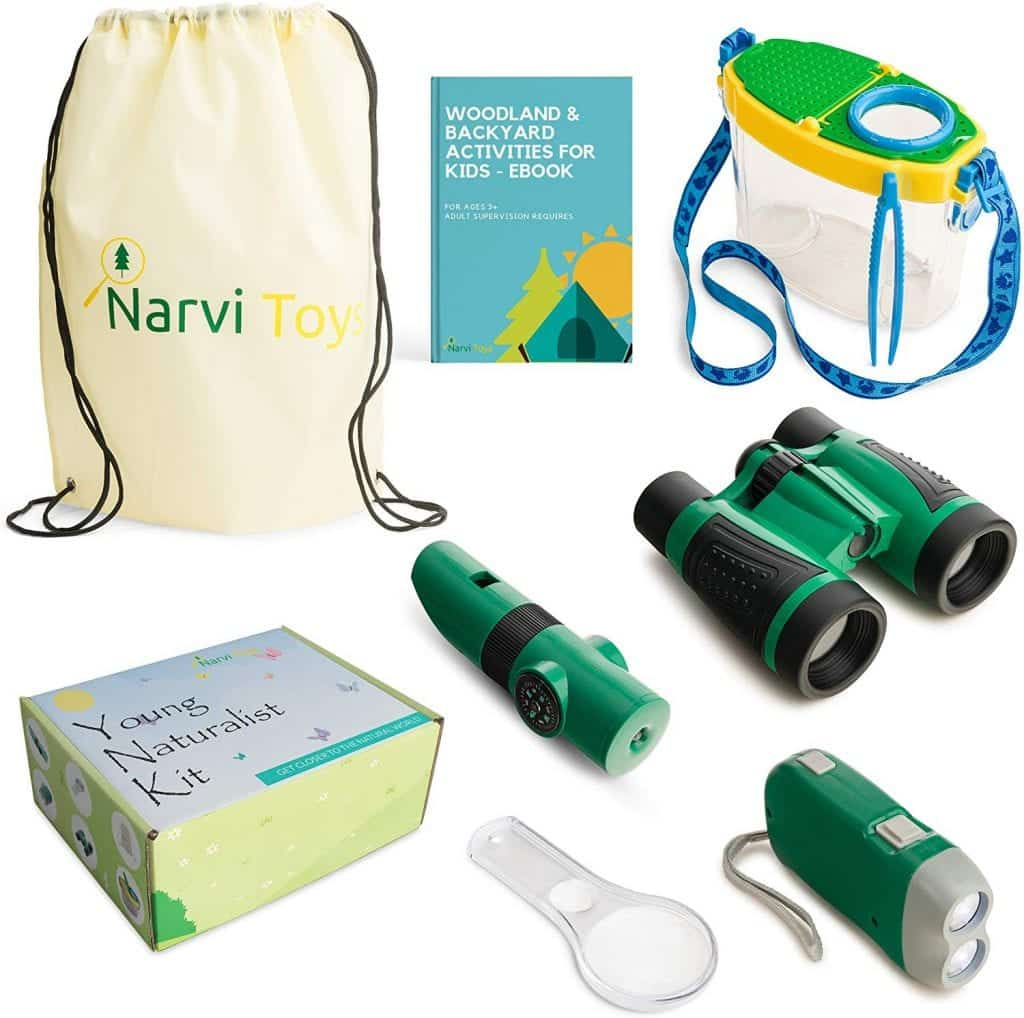 Narvi Toys Outdoor Explorer Kit