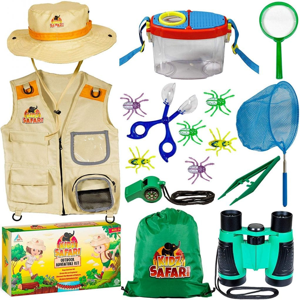 OZBSP Outdoor Adventure Kit