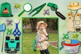 Outdoor Exploration Kits For Kids