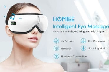 Portable Eye Massagers