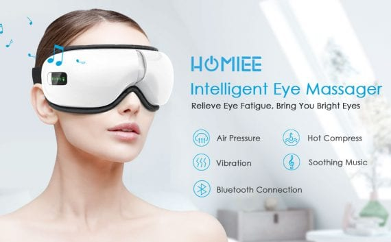 Portable Eye Massagers