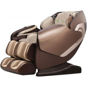 Real Relax Premium Massage Chair Recliner with Yoga Stretch
