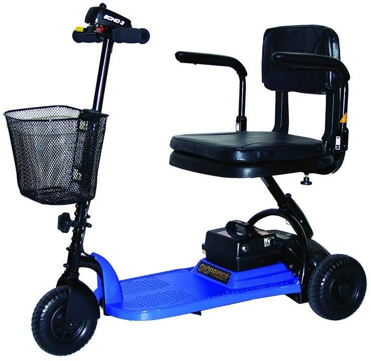 Shoprider Three Wheel Scooter
